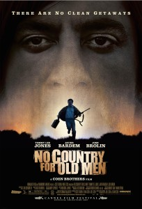 《No country for old man》