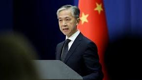 突發:中國外交部發言人汪文斌「技術性」祝賀拜登賀錦麗