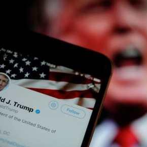 Twitter封殺特朗普違反第一修正案精神 影響深遠手尾長